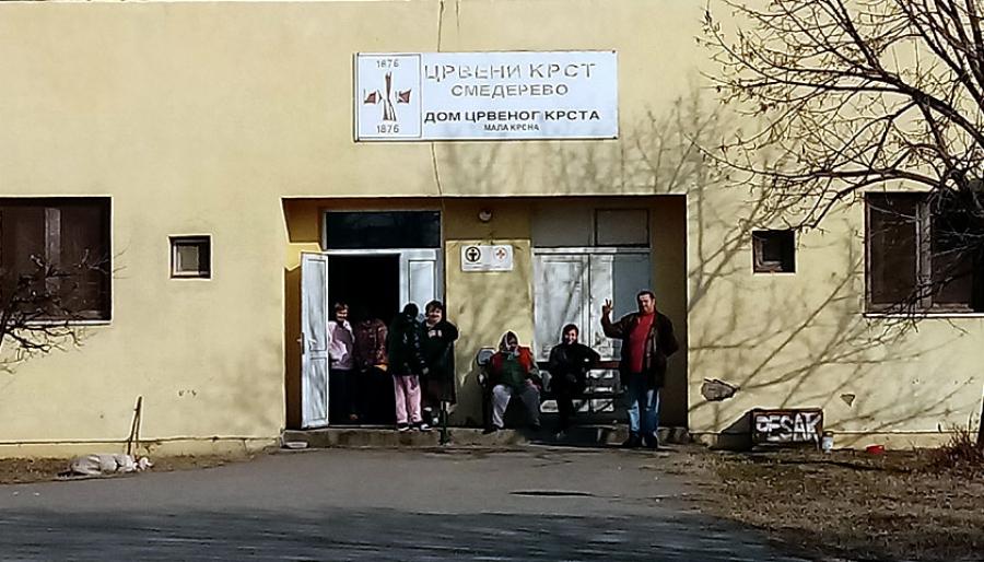 Обележена слава корисника Прихватилишта у Малој Крсни